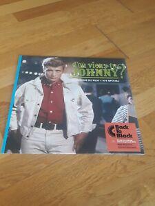 JOHNNY HALLYDAY ALBUM 33T D'OU VIENS TU JOHNNY N°6 SPECIAL NEUF SCELLĖ
