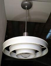 SALE Original Mid Century Modern Atomic Space Age Light Fixture Danish Chic