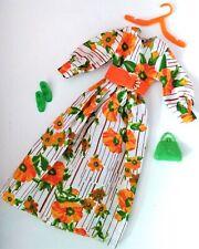 Petra #5851 Kleid Plasty Boutique Komplett Vintage 70er TOP Germany