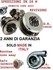 COREASSY TURBINA FIAT IDEA 1.3 D Multijet 54359700014 GARANZIA 2 ANNI CORE ASSY