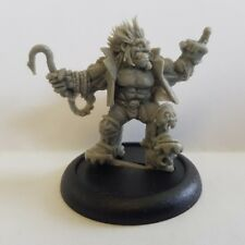 Warhammer 40K Rogue Trader Necromunda Dwarf Squat Resin