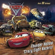 Thunder Hollow Crazy Eight Racers! (Disney/Pixar Cars 3) (Pictureback(R)) by Dep