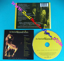 CDAn American Werewolf In Paris 162 131-2 SOUNDTRACK no lp dvd mc(OST2)