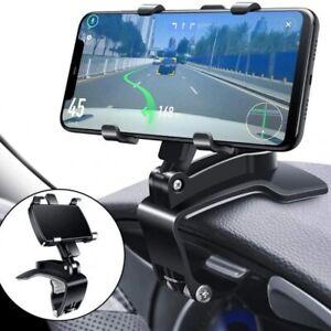 Universal 360° Rotating Car Phone Holder Dashboard Navigation Multi-function