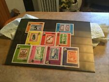 Paraguay Unmounted Mint Stamp Lot
