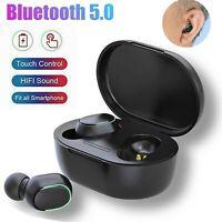 A7S Tws Drahtlose Bluetooth 5.0 Headset in-Ohr Kopfhörer Mini Sport W/Mikrofon