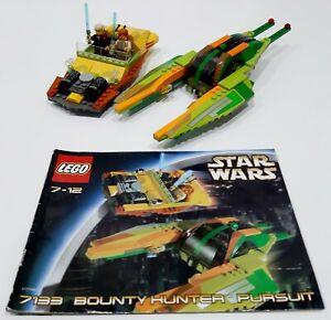 Lego 7133 Bounty Hunter Pursuit