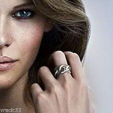 Swarovski Silver Manhattan Ring Large /8 /58 new # 1065971