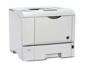 Ricoh Lanier SP 4210DN Laser Printer Low K's in Excellent Condition