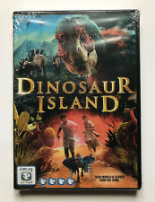 Dinosaur Island DVD * New * Sealed (2015) Matt Drummond Dove Foundation 2014