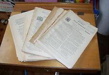 MOTORI a combustione interna per lo più brevetti a benzina 1920-1939 100 brevetti