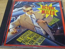 DON HENLEY * Actual Miles * VG+ (CD)