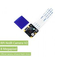 Official Night Vision Raspberry Pi NoIR Camera V2 Module IMX219 8MP