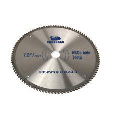 "1Pc 12"" Carbide Circular Saw Blade Wood Cutting Disc Cutter Disc 100T Tooth New"