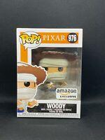 Funko POP! Woody as Mummy #976 Amazon Pixar Halloween Collectors Box Exclusive