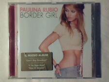 PAULINA RUBIO Border girl cd RICHARD MARX