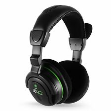 Turtle Beach Ear Force X42 Wireless Surround Sound Gaming Headset Xbox 360