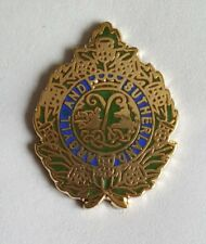 Lapel Badge Argyll & Sutherland Highlanders