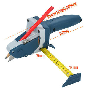 Plasterboard Cutter Auto Gypsum Board Cutting Tool Portable Woodworking Tool