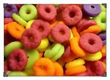 60 wax fruit loops,embeds,tart burner Free Shipping