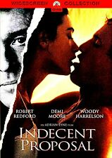 NEW DVD // Indecent Proposal // Robert Redford, Demi Moore, Woody Harrelson