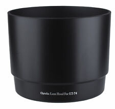 Opteka ET-74 Lens Hood for Canon EF 70-200mm f/4L USM Telephoto Zoom Lens