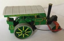 MATCHBOX Y21 1894 AVELING-PORTER STEAM ROLLER IDEAL 4 LOAD ON LOW LOADER NO BOX