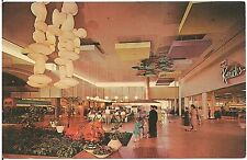 Court of Flowers at Chris-Town Shopping Center in Phoenix AZ Postcard 1966