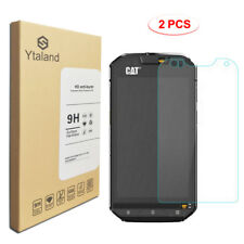 Ytaland 2Pcs 9H Tempered Glass Screen Protector Film Guard For CAT S60