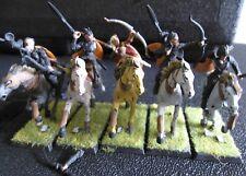 Warhammer Fantasy Wood Elves Glade Rider regiment