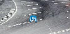 New listing AURORA AFX/G-Plus Six Wheeler ***blue resin scoop***