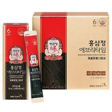 CHEONG KWAN JANG - Korean Red Ginseng Extract EveryTime pack 10 ml x 30 sticks