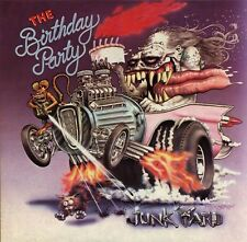 The Birthday Party Junkyard LAVENDER Vinyl LP Record Remaster! nick cave! NEW!+