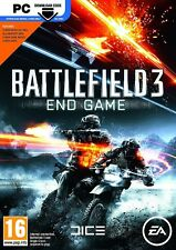 "BATTLEFIELD 3: END GAME EXPANSION PC ORIGIN DOWNLOAD KEY ONLY ""NEW/SEALED"""