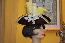 Cappello Tricorno Femminile 1700  cod. T01