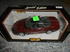 Maisto 1996 Camaro Z28  Die cast  Car 1:25  31924 **New**