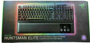 Razer Huntsman Elite Wired Opto-Mechanical Switch Keyboard