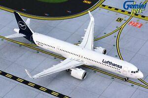 Lufthansa Airbus A321neo D-AIEA Gemini Jets GJDLH1780 Scale 1:400