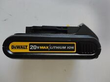 DEWALT DCB201 20V 20 Volt max Li-Ion Compact 1.5 AH Battery pack New