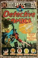Detective Comics #442 (1974) 100 Pages!  Batman/Hawkman/Manhunter!  Affordable!