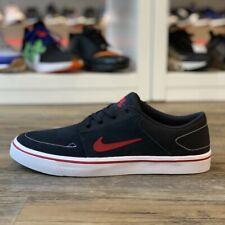 Nike SB Portmore (schwarz / rot) 42