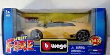 Bburago Street Fire 1:43 Lamborghini Mucielago LP640 China Burago