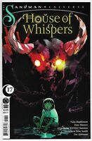 House Of Whispers #17 DC COMICS Sandman Universe 2020 COVER A 1ST PRINT
