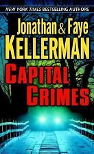 Capital Crimes, Jonathan Kellerman, Faye Kellerman, 034546799X, Book, Acceptable