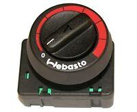Webasto Heater Rotary Controller Rheostat 12V or 24V (1322581A, 83052B, 82819B)