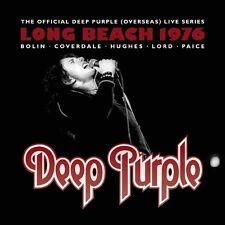 DEEP PURPLE - LONG BEACH 1976 (2016 EDITION)  3 VINYL LP NEU