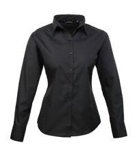 Festliche Damenblusen, - tops & -shirts mit klassischem Kragen in Größe 38