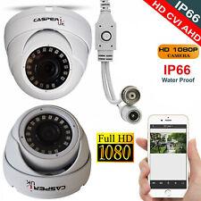 CASPERi 2MP 1080P FULL HD CCTV DOME INDOOR & OUTDOOR 3.6MM LENS 20M IR CAMERA