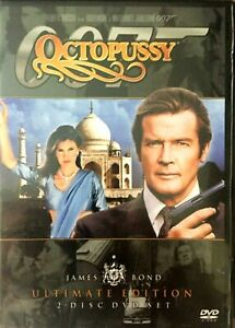 Octopussy 007 (2 Disc Ultimate Edition) DVD New/Sealed Region 4