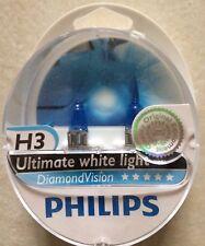 PHILIPS H3 Diamond Vision H3 Power lampadine per fari auto H3 Diamond Vision 5000k